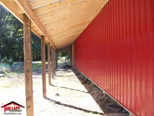Agricultural Polebarn Building Freehold Tam Lapp