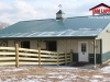 Horse Barn Building in Alexandria New Jersey