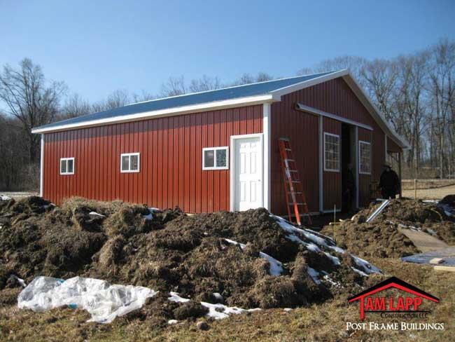 Gunadi za pole barn builders east tennessee for Pole barns tennessee