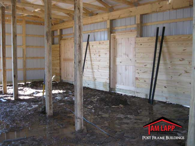 Horse Barn Building Flemington Tam Lapp Construction Llc