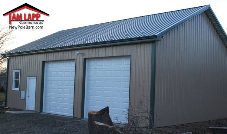 Resca 30x60 Pole Barn Kit
