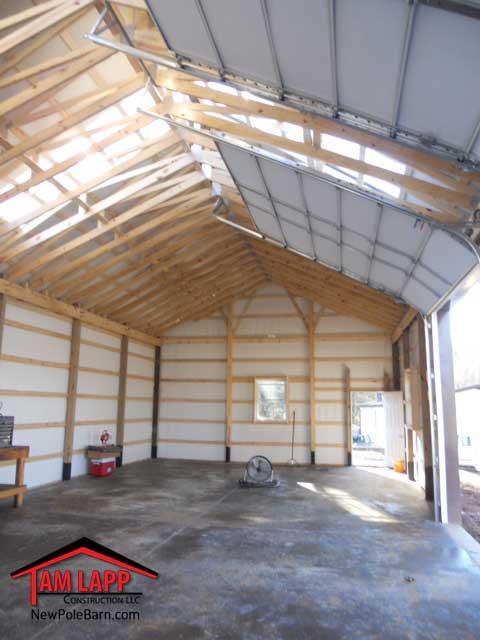 Cost to build a pole barn house pole barn house kits for Cost to build a house in virginia