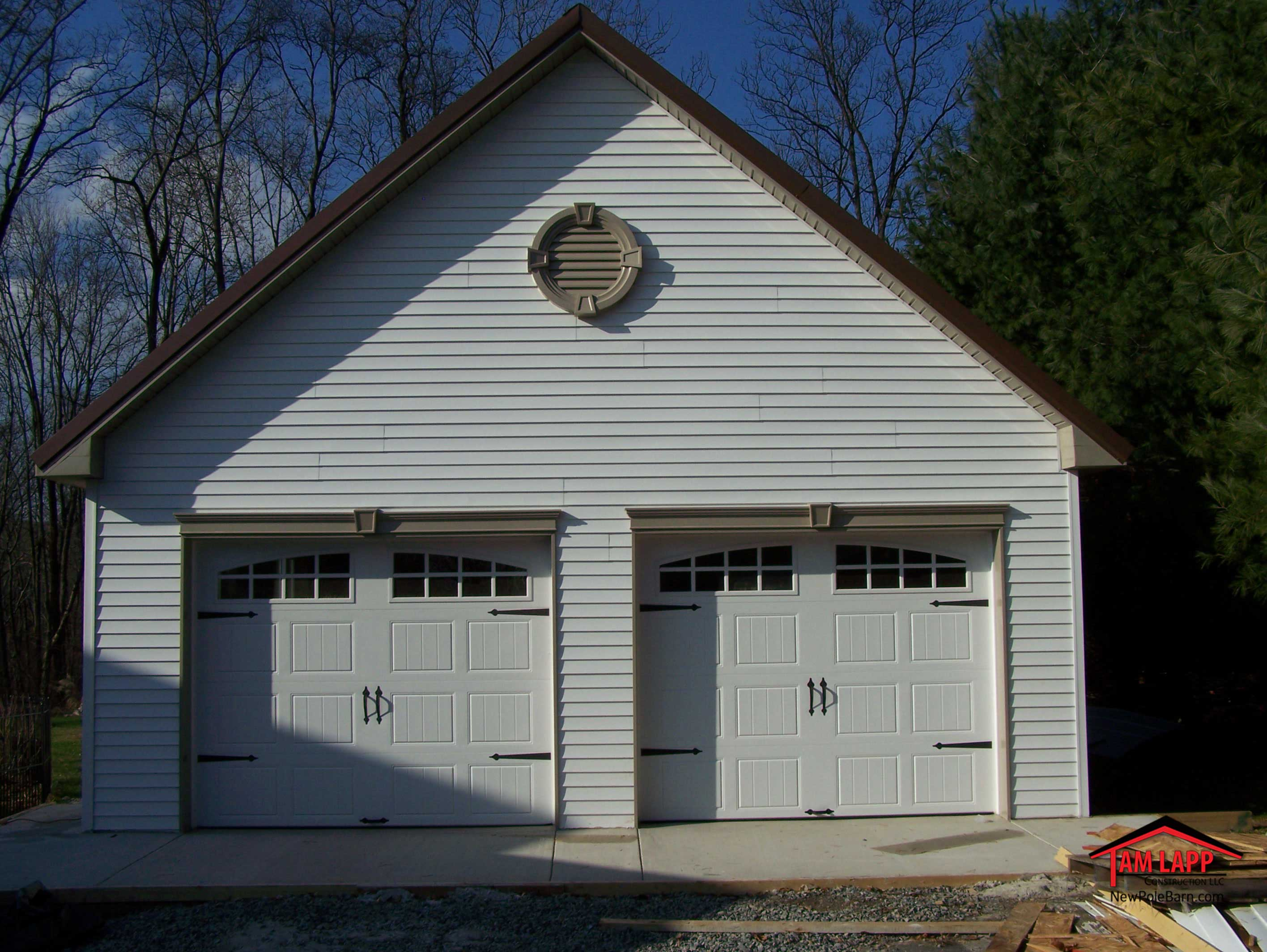 Residential Polebarn Building Sussex – NJ