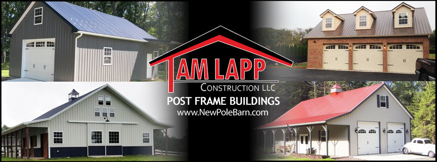pole barns building tam lapp construction llc