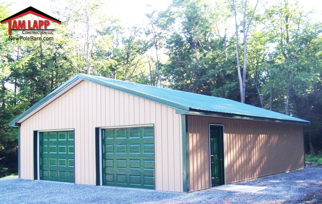 Residential Polebarn Building New Milford