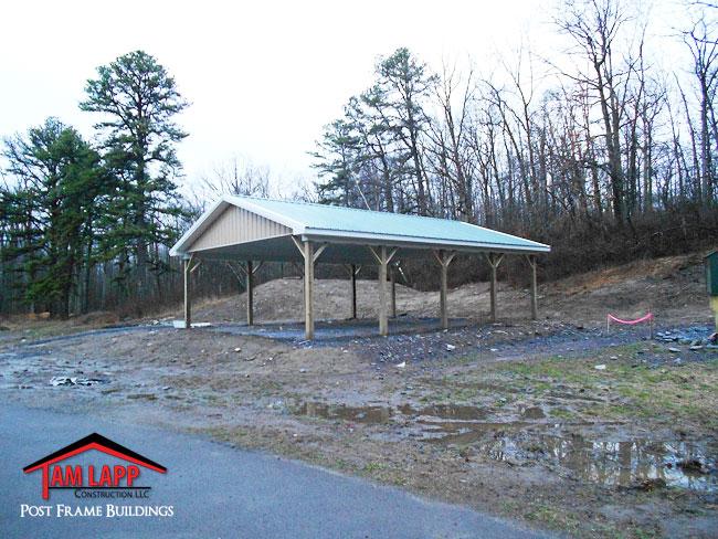 Pavilion Polebarn Building East Stroudsburg, Pennsylvania