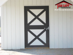 4'x7' Dutch Door