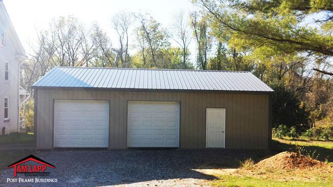 Residential Polebarn Building Bainbridge, Pennsylvania
