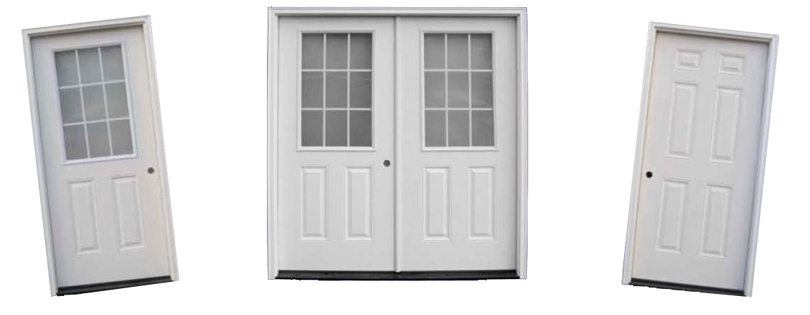 Pole Barn Windows Doors