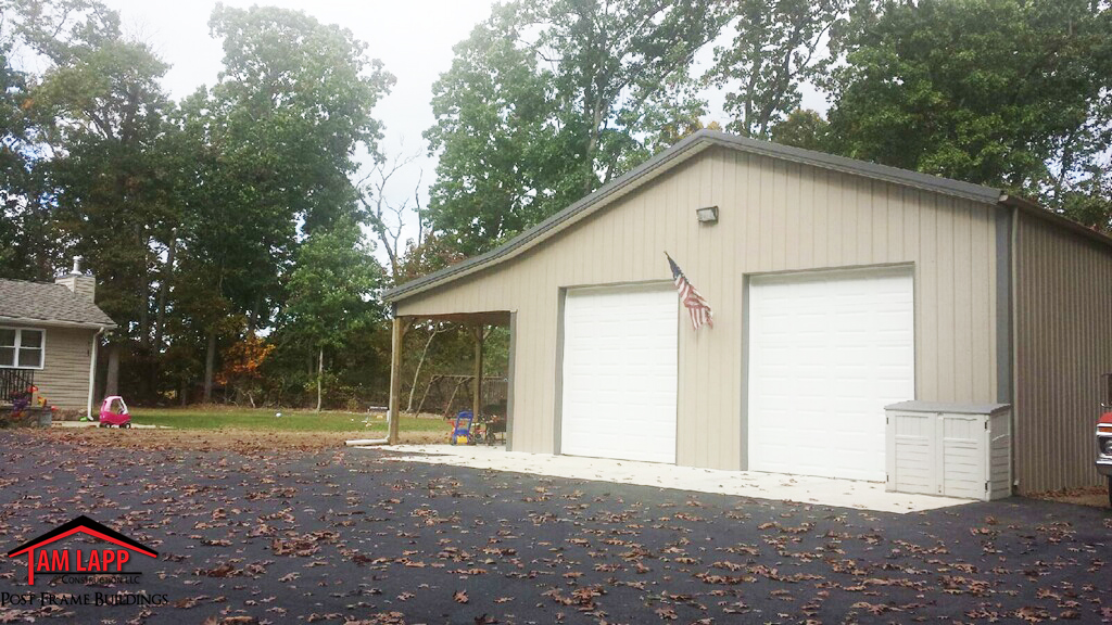 Residential pole barn bridgeton tam lapp construction llc Residential pole barn homes