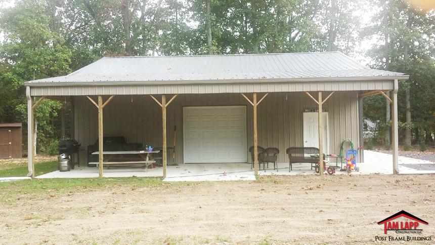 Residential Pole Barn Bridgeton - Tam Lapp Construction, LLC