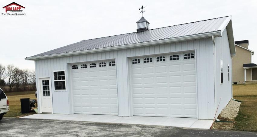 Residential Pole Building Bridgeton, New Jersey