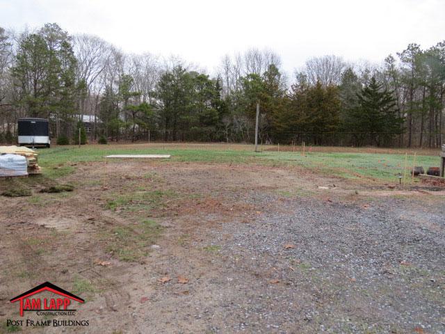 Site Preparation Process - Tam Lapp Construction, LLC