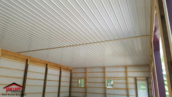 Ceiling & Wall Interior Liner Panel
