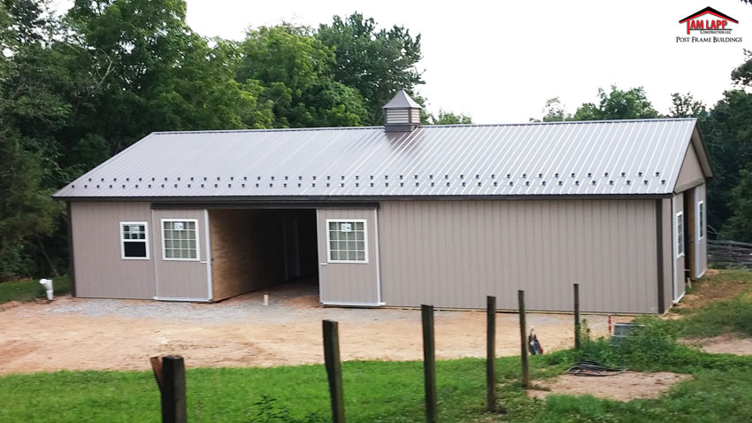 Agricultural Pole Building in Glen Rock, Pennsylvania