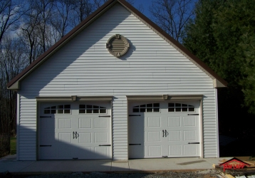2011 Building Of The Year – Residential Polebarn Building in Sussex, New Jersey