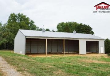 Agricultural Pole Building in Earleville, Maryland