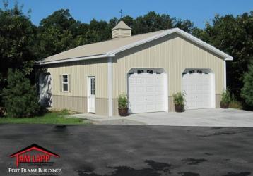 Residential Polebarn Building in Cross Junction, Virginia