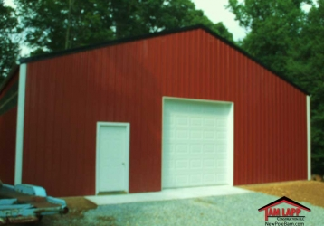 Commercial Garage in Perryville, Maryland