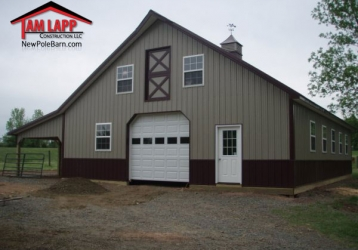 House Barn / Garage in Gilbertsville, Pennsylvania