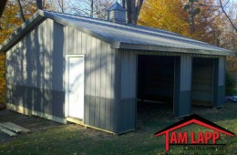 The Quick Fix Model Short – Residential Polebarn Building in Scranton, Pennsylvania
